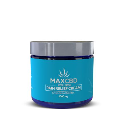maxcbd pain relief cream