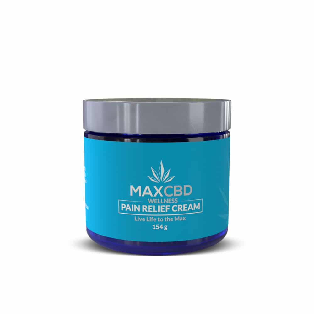 MAX CBD PAIN RELIEF CREAM